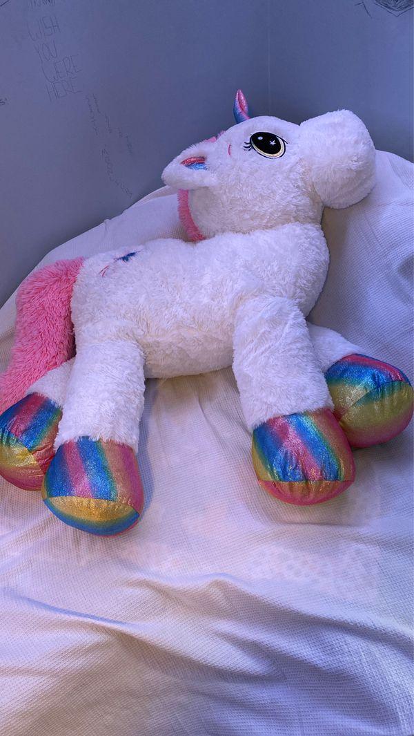 Plush Brand New Giant Unicorn Teddy bear