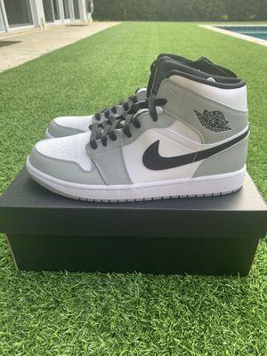 Jordan 1 Light Smoke Grey size 11 for Sale in Miami, FL