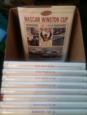 Winston Cup Year Book s for Sale in Kingsport, TN