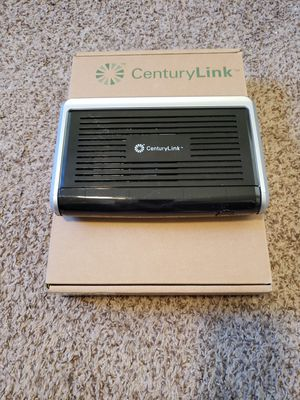 CenturyLink Actiontec c1000a Wireless Modem for Sale in Santa Fe, NM