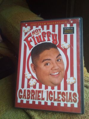 Gabriel Iglesias Signed dvd for Sale in Ontario, CA