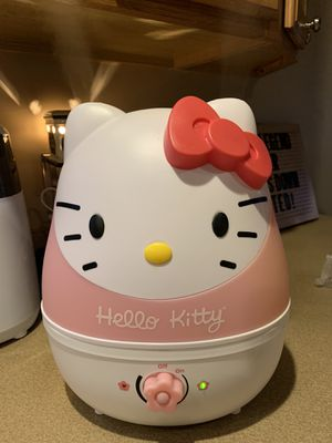 Hello Kitty cool mist humidifier for Sale in London, OH