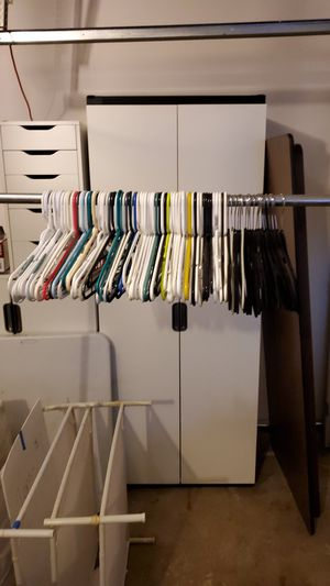 Free Hangers for Sale in Wayne, IL