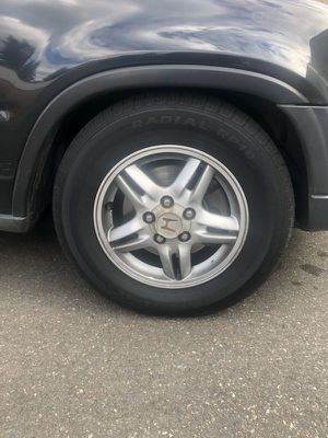 Rims and tires 205 70-15 stock Honda CRV for Sale in Seattle, WA