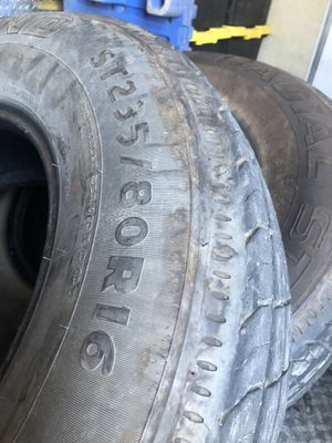 Trailer Tire's for Sale in West Valley City, UT