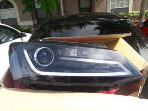 jetta 2010-2014 headlights for Sale in Clearwater, FL