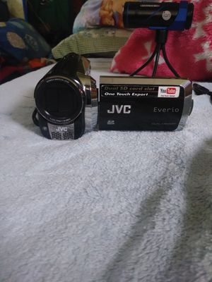 JVC EVERIO HANDI CAM for Sale in Claysville, PA