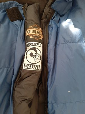 Daune Qualitatas sleeping bag for Sale in Irvine, CA