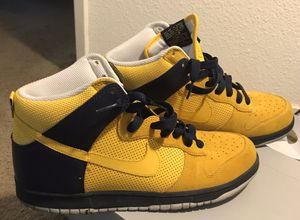 Nike dunks high for Sale in Bakersfield, CA