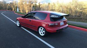 Honda Civic hatchback for Sale in Federal Way, WA