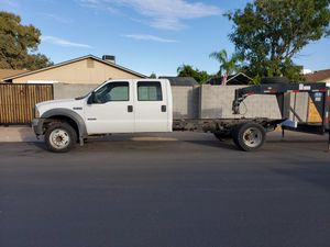 2005 Ford F450 XL Crewcab for Sale in Chandler, AZ