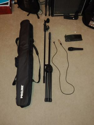 Proline Microphone Set for Sale in Evansville, IN