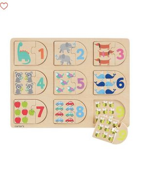 Melissa and Doug n Carter's puzzles for Sale in South Windsor, CT