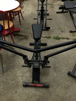 Exercise equipment in very good condition for Sale in Lincoln Park, MI