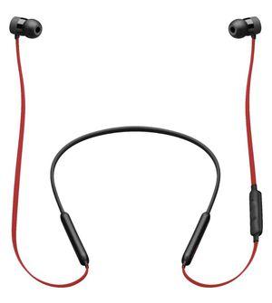 Beats by Dr. Dre - BeatsX Wireless In-Ear Headphones - Defiant Black-Red for Sale in Salisbury, NC