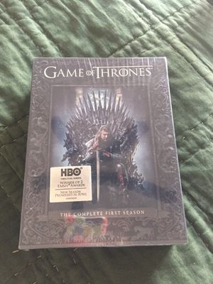 Game of Thrones Season 1 for Sale in Chicago, IL