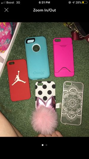 Brand new iPhone 5s cases for Sale in Four Oaks, NC