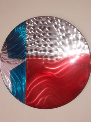 Abstract metal wall Art by MK for Sale in Dallas, TX