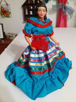 Spanish Dancer Doll for Sale in Gainesville,  GA