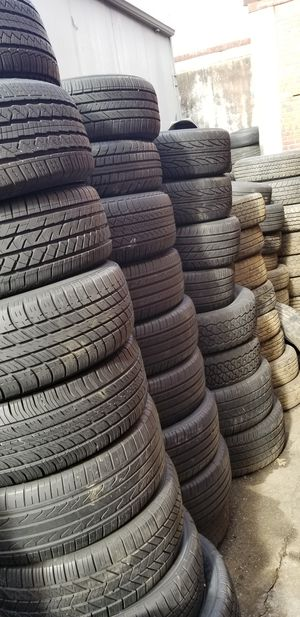 Used tires of any size and brand for Sale in Washington, DC