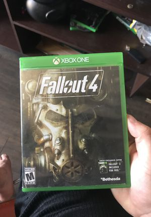 Fallout 4 very good condition for Sale in Tempe, AZ