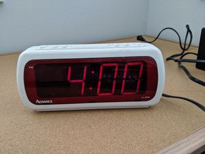 Alarm clock for Sale in Azusa, CA