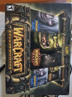 WARCRAFT PC computer game - like new for Sale in San Diego, CA
