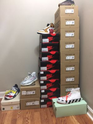 Major heat available select sizes available for Sale in Bowie, MD