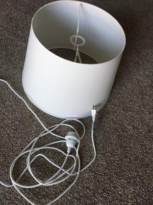 Ikea chandelier/ lamp for Sale in Denver, CO