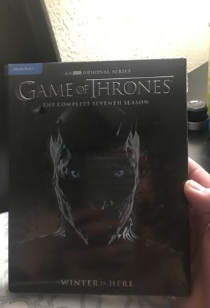 GAME OF THRONES BLUERAY . ( SEASON 7) for Sale in Hawthorne, CA