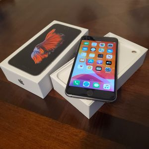 IPHONE 6S PLUS UNLOCKED 16GB for Sale in Fresno, CA