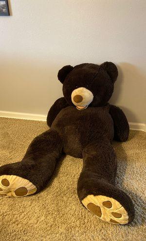 Giant Teddy Bear Stuffed Animal for Sale in Hillsboro, OR