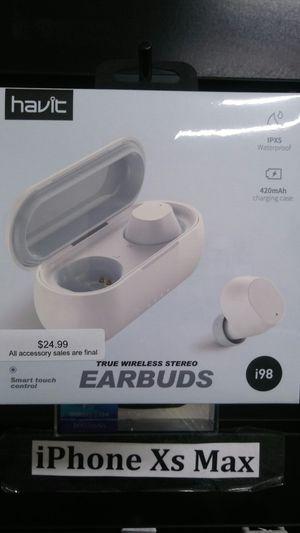 True Wireless Stereo Earbuds for Sale in Fresno, CA
