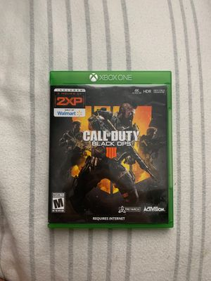 Call of Duty Black Opps 4 for Sale in Ontario, CA