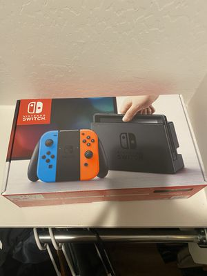 Brand New Never Opened Nintendo Switch for Sale in Tempe, AZ