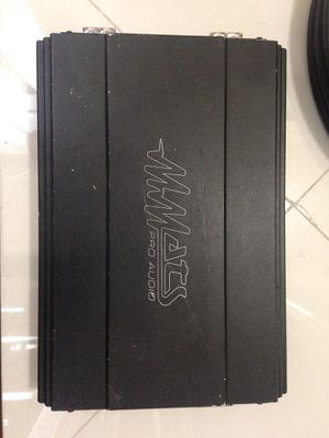 Mmats pro audio M3000.05D amplifier for Sale in Tamarac, FL