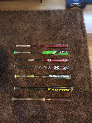 BBCOR BASEBALL BATS FOR SALE HMU for Sale in Los Angeles, CA