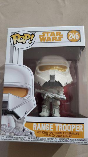 Star Wars Range Trooper Pop Funko for Sale in Las Vegas, NV