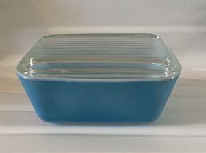 1950's Pyrex ovenware - classic primary blue for Sale in Nashville, TN
