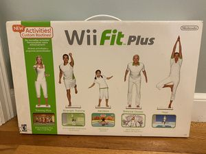Wii Fit Plus for Sale in Waterbury, CT