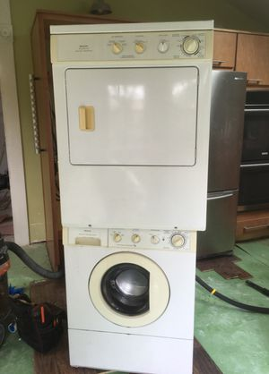 Frigidaire washer and dryer for Sale in San Francisco, CA
