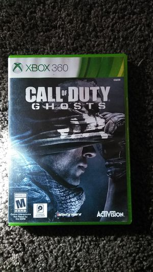 Call of Duty Ghost Xbox 360 Game for Sale in Orlando, FL