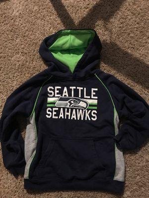 Boys Seahawks sweater size 5-6 for Sale in Bellevue, WA