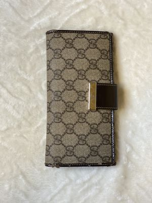 GUCCI LEATHER WALLET for Sale in Orlando, FL