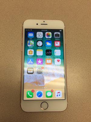 T Mobile IPhone 6s 16gb Rose gold for Sale in Atlanta, GA