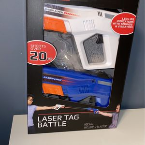 Funktion Laser Tag $7 Brand In New Never Opened for Sale in Monterey Park, CA