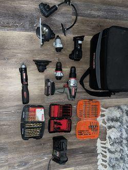 Craftsman Bolt On Drill And Attachments for Sale in Covington,  WA