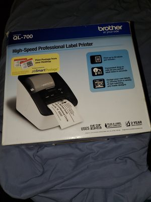 Professional Label Printer for Sale in Endicott, NY