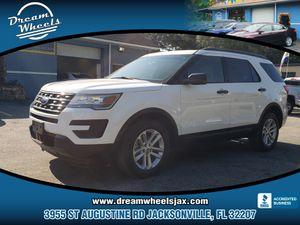2017 Ford Explorer for Sale in Jacksonville, FL