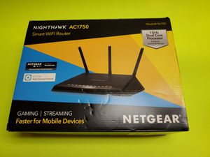 Nighthawk R6700 Smart WiFi Router PPU for Sale in Clinton Township, MI